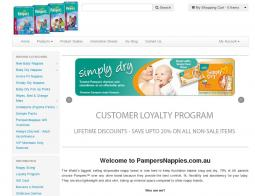 pampersnappies.com.au