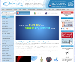 physiosupplies.com